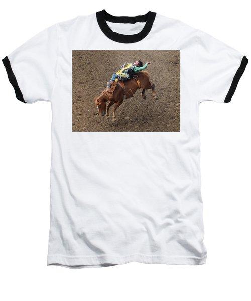 Cowboy Up Baseball T-Shirt