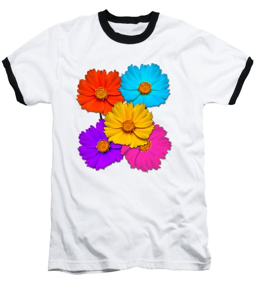 Daisy Pop Baseball T-Shirt