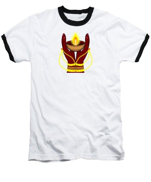 Deepa Baseball T-Shirt