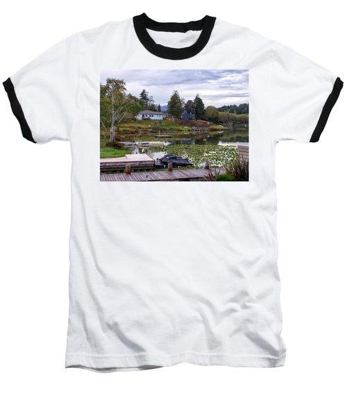 Devils Lake Oregon Baseball T-Shirt