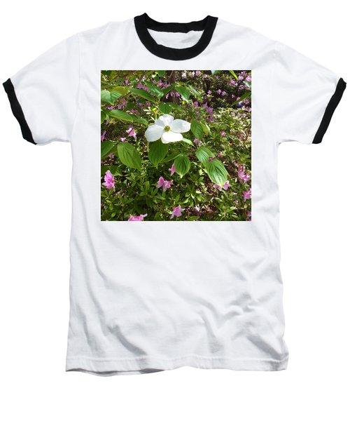 Dogwood Baseball T-Shirt by Kay Gilley