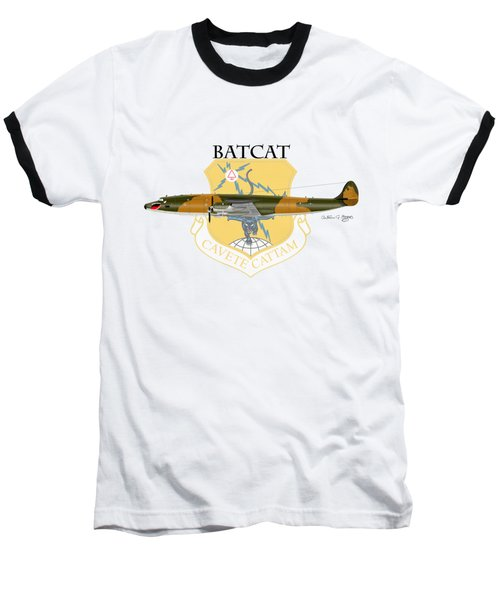 Ec-121r Batcat 6721498 Baseball T-Shirt
