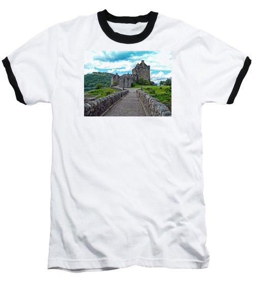Eilean Donan Castle - -sct665549 Baseball T-Shirt