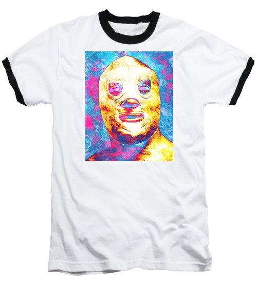 El Santo  Baseball T-Shirt