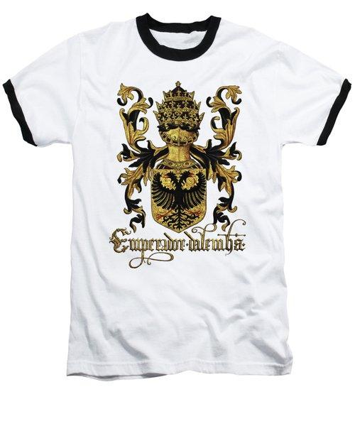Emperor Of Germany Coat Of Arms - Livro Do Armeiro-mor Baseball T-Shirt