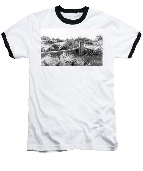 Fence Post. Baseball T-Shirt