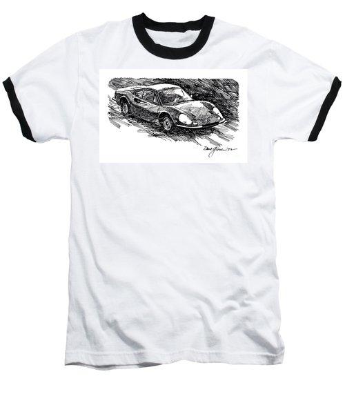 Ferrari Dino Baseball T-Shirt