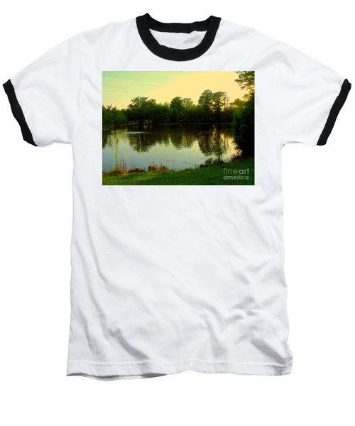Forest Park Baseball T-Shirt by Nancy Kane Chapman
