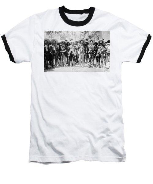 Francisco Pancho Villa Baseball T-Shirt