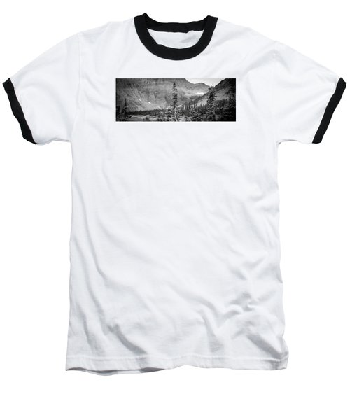 Gnarled Pines Baseball T-Shirt