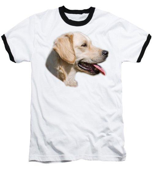 Golden Retriever Baseball T-Shirt