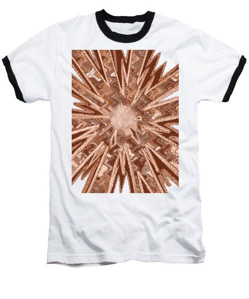Goodluck Star Sparkles Obtained In Meditative Process Navinjoshi Artist Fineartamerica Pixels Baseball T-Shirt by Navin Joshi