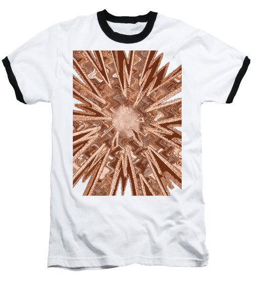 Goodluck Star Sparkles Obtained In Meditative Process Navinjoshi Artist Fineartamerica Pixels Baseball T-Shirt
