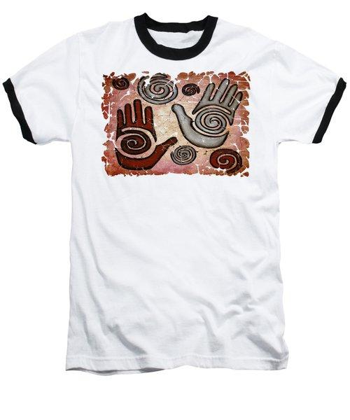 Healing Hands  Baseball T-Shirt