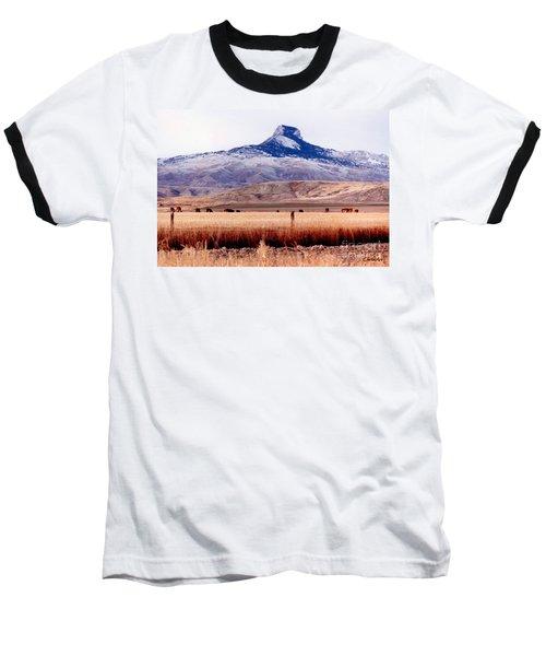 Heart Mountain - Cody,  Wyoming Baseball T-Shirt