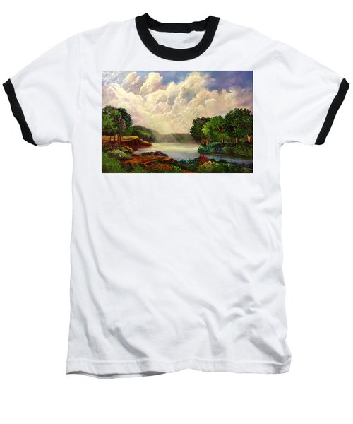 His Divine Creation Baseball T-Shirt