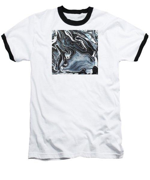 I Know It Looks Like Marble Baseball T-Shirt