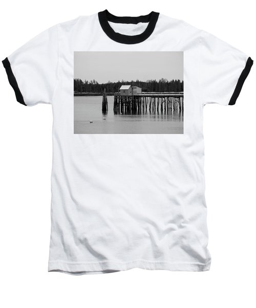 Jonesport, Maine Baseball T-Shirt