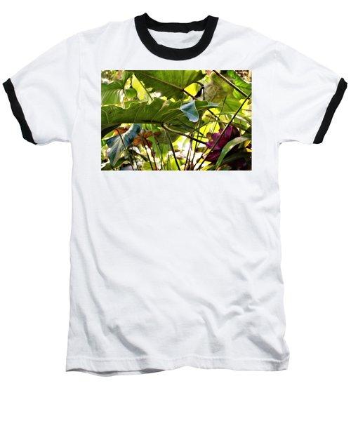 Baseball T-Shirt featuring the photograph Jungle Jive by Mindy Newman
