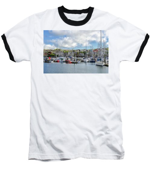 Kinsale Harbor  Baseball T-Shirt