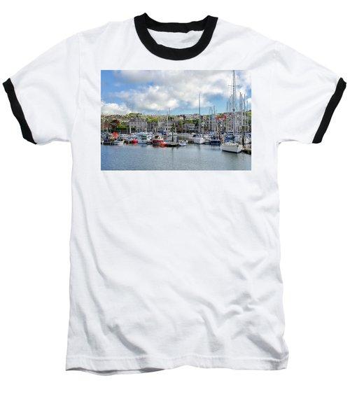Kinsale Harbor  Baseball T-Shirt