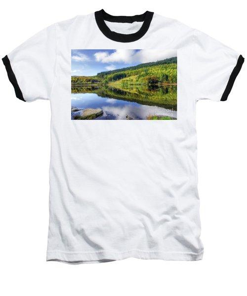 Lake Geirionydd Baseball T-Shirt