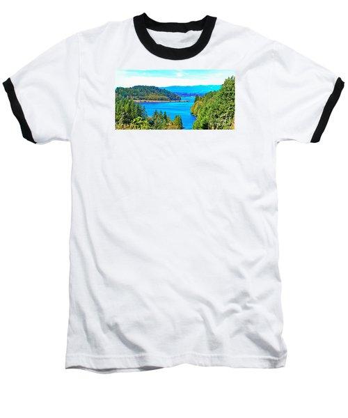 Lake Mayfield Baseball T-Shirt by Ansel Price