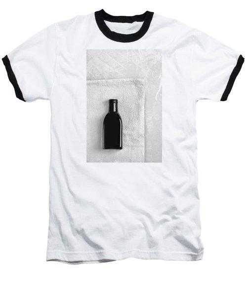Little Black Bottle  Baseball T-Shirt