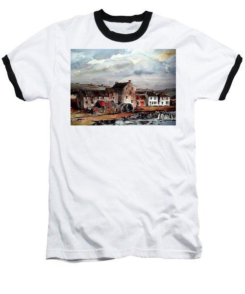 Mill At Bruree, Limerick Baseball T-Shirt