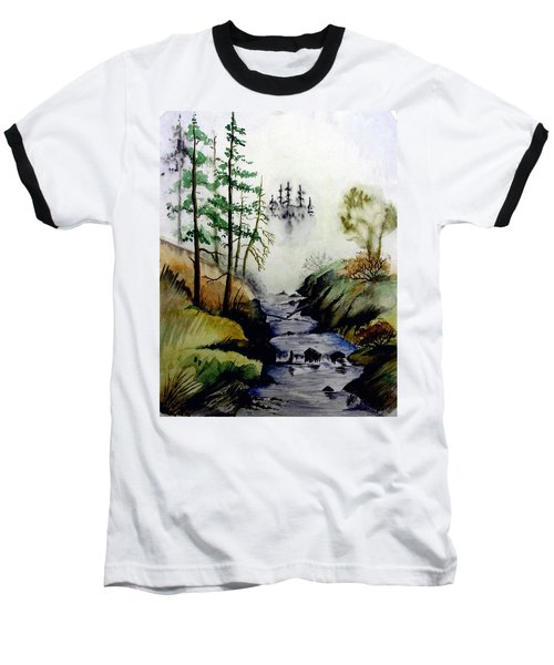 Misty Creek Baseball T-Shirt