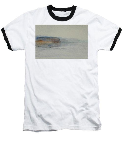 Morning Haze In The Swedish Archipelago On The Westcoast. Up To 36 X 23 Cm Baseball T-Shirt