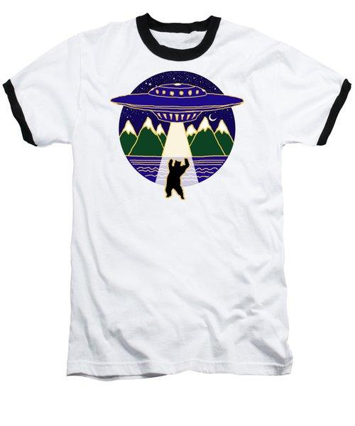 Mothership Takes Bear Baseball T-Shirt