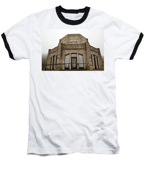 Vista House, Columbia River Gorge, Or. Baseball T-Shirt