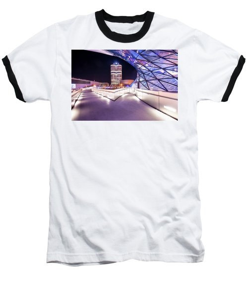 Munich - Bmw Modern And Futuristic Baseball T-Shirt