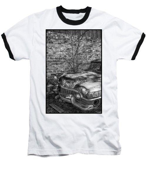 Old Cadillac  Baseball T-Shirt