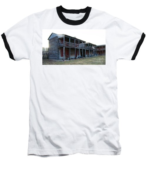 Old Fort Madison Baseball T-Shirt