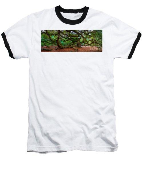 Old Southern Live Oak Baseball T-Shirt