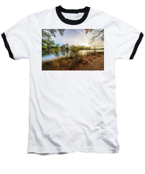 Over The River Baseball T-Shirt