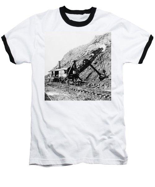 Panama Canal - Construction - C 1910 Baseball T-Shirt