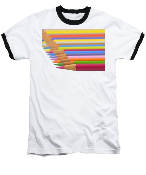 Pencils Baseball T-Shirt