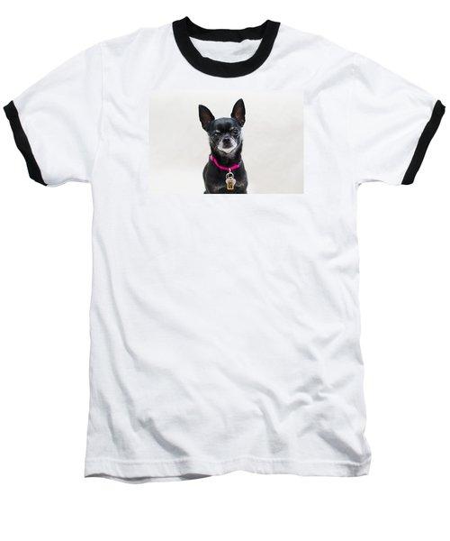 Perlita Baseball T-Shirt