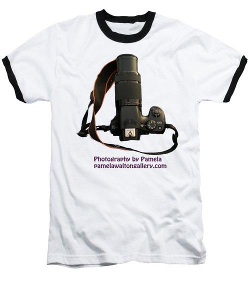 Photography By Pamela Baseball T-Shirt by Pamela Walton