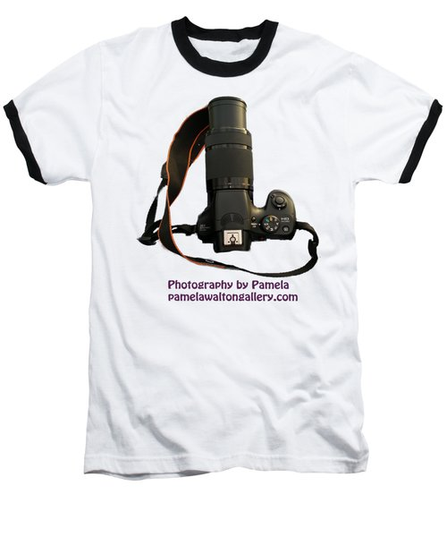 Photography By Pamela Baseball T-Shirt