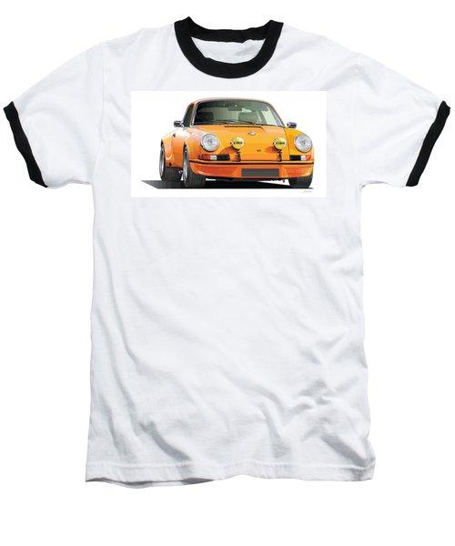 Porsche 911 Rs Baseball T-Shirt