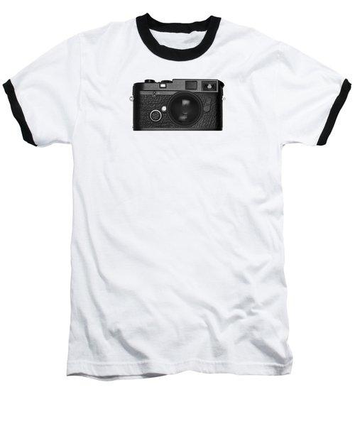 Rangefinder Camera Baseball T-Shirt