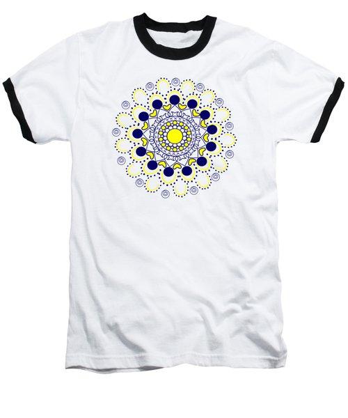Rangoli Baseball T-Shirt