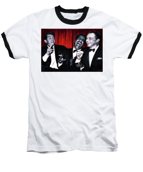 Rat Pack Baseball T-Shirt