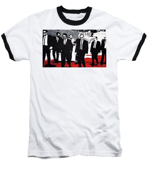 Reservoir Dogs Baseball T-Shirt