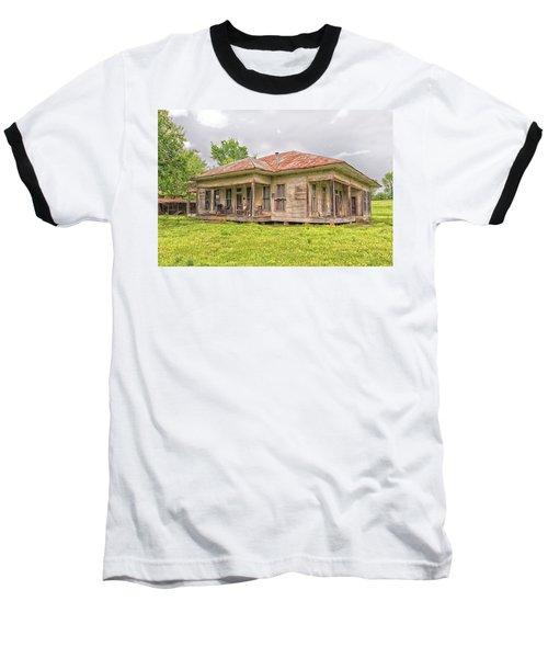 Arkansas Roadside House Baseball T-Shirt