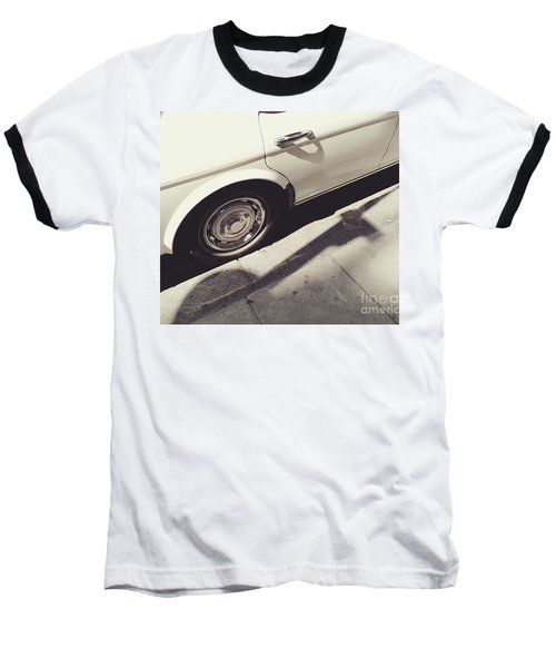 Baseball T-Shirt featuring the photograph Rolls Royce Baby by Rebecca Harman